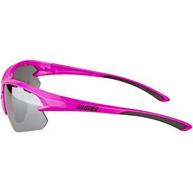 BBB Impulse BSG-52S Sportbrille small neon rosa glanz